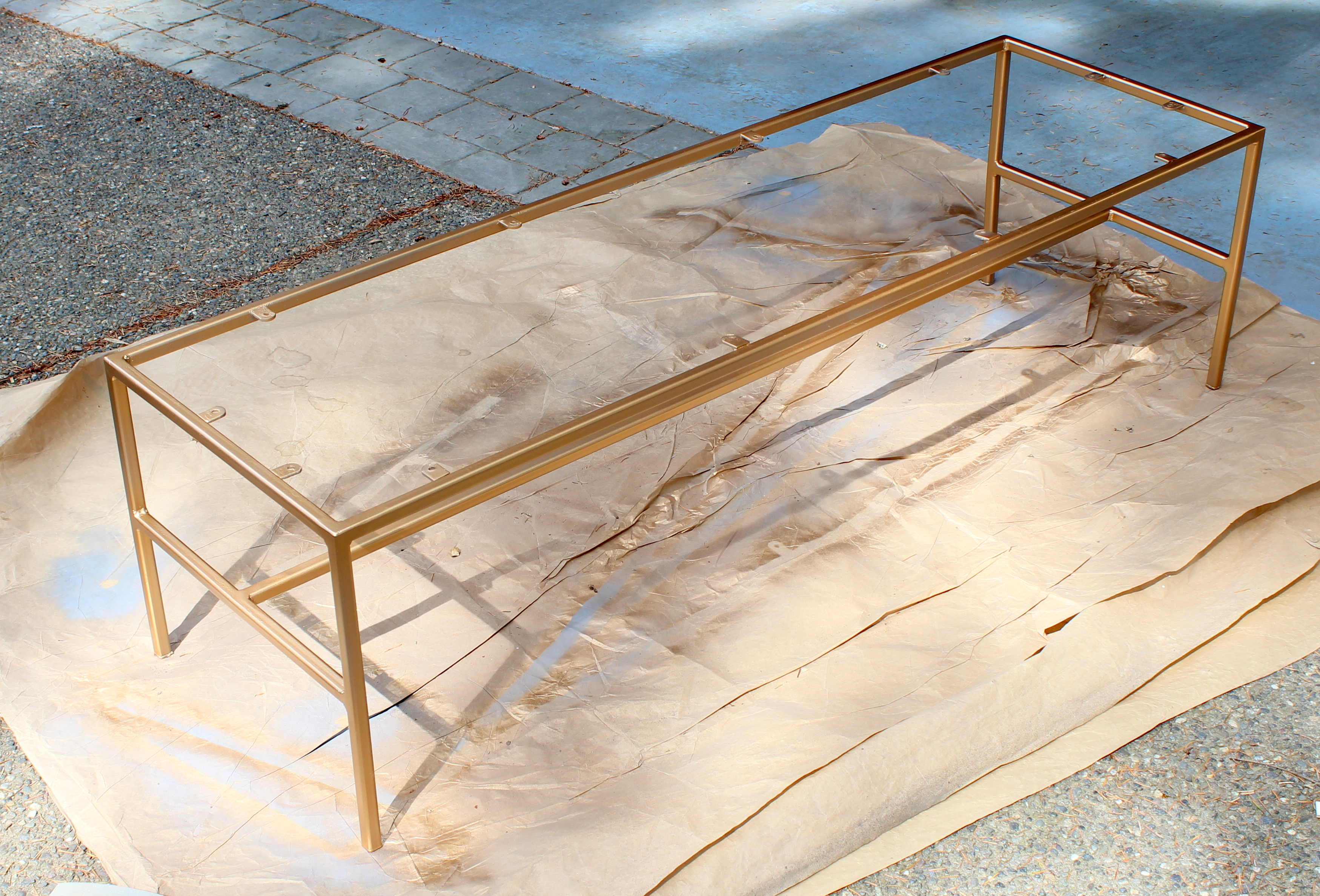The Great Coffee Table Switch up – Better Remade
