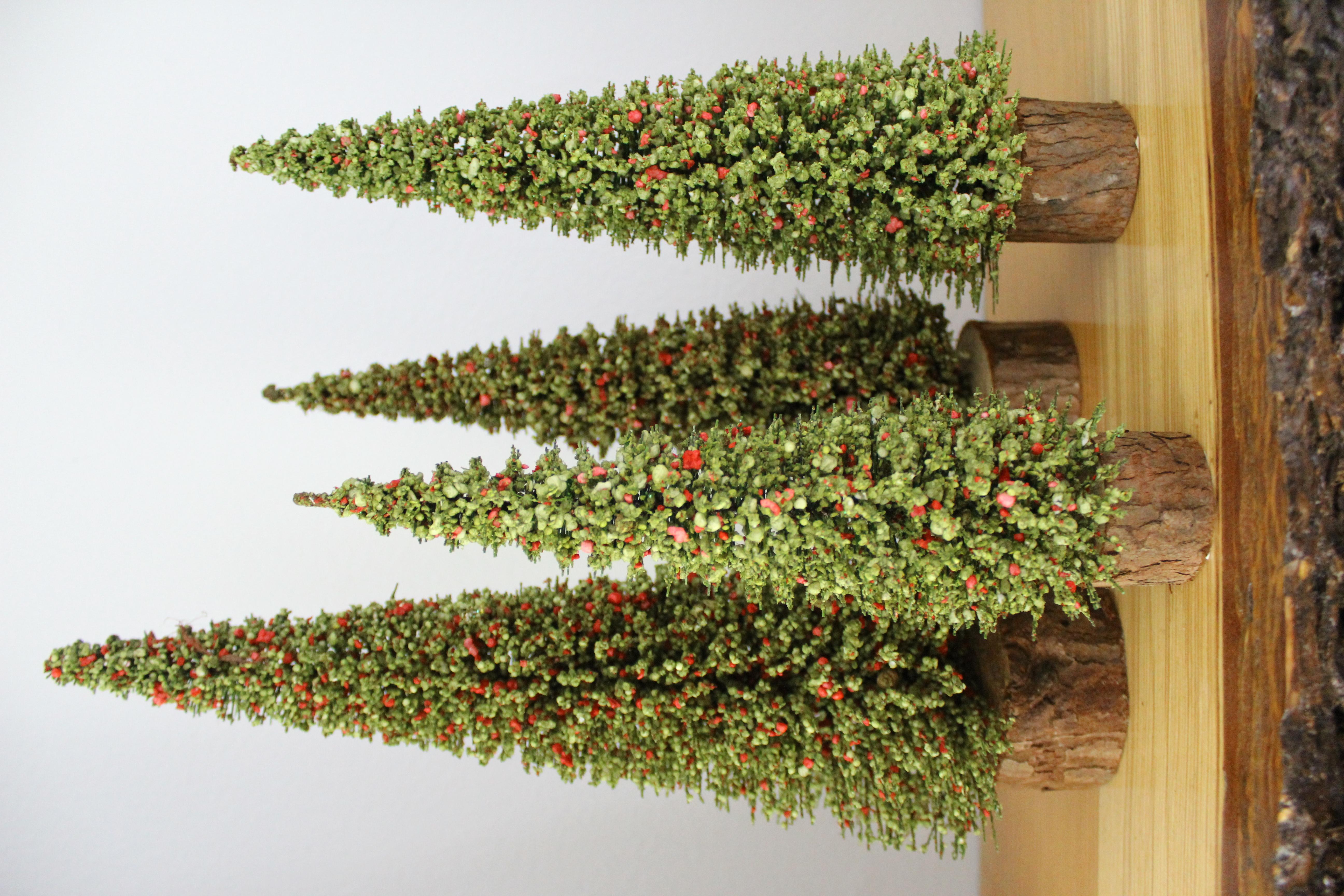 DIY Felt Christmas Trees Better Remade