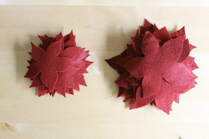 Better Remade - felt flowers
