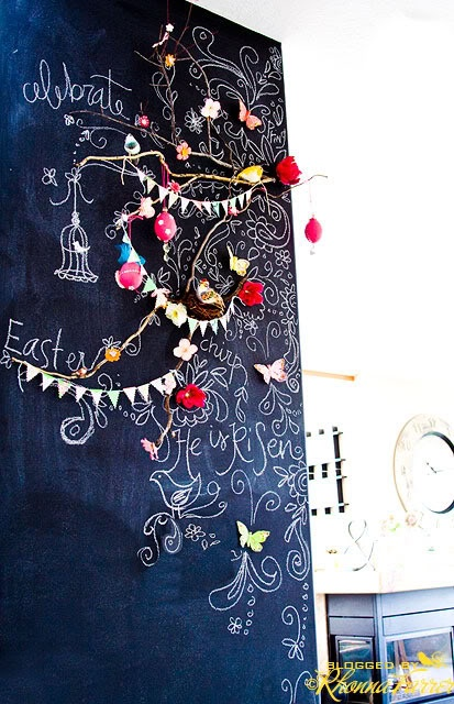 Better Remade | Chalk Board Wall