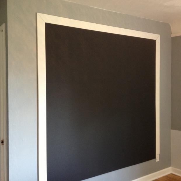 de | chalkboard wall
