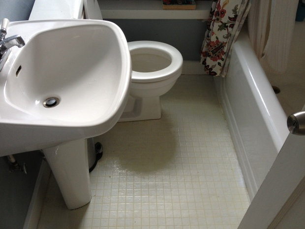 better remade - bathroom before
