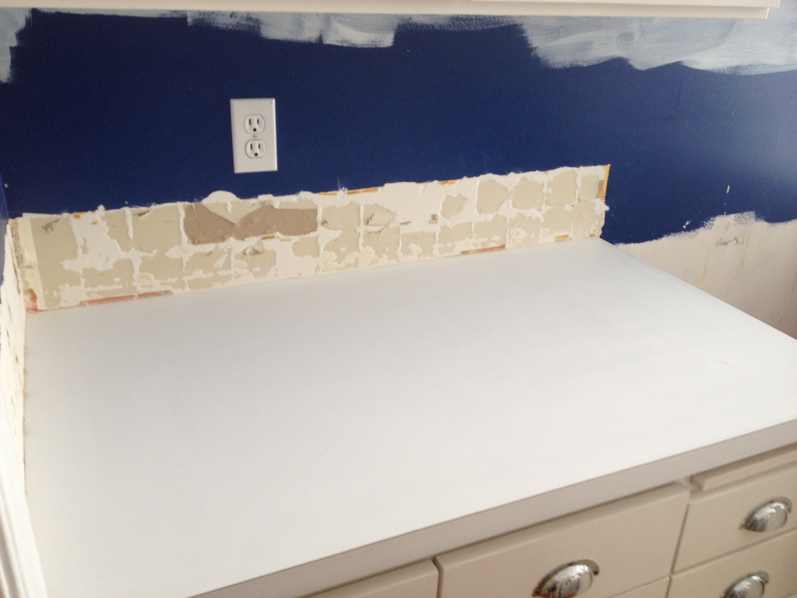 Kitchen Diy Concrete Countertop Better Remade