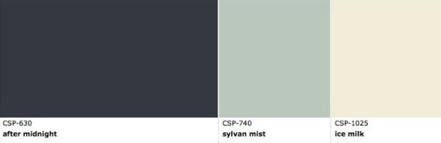bm colors
