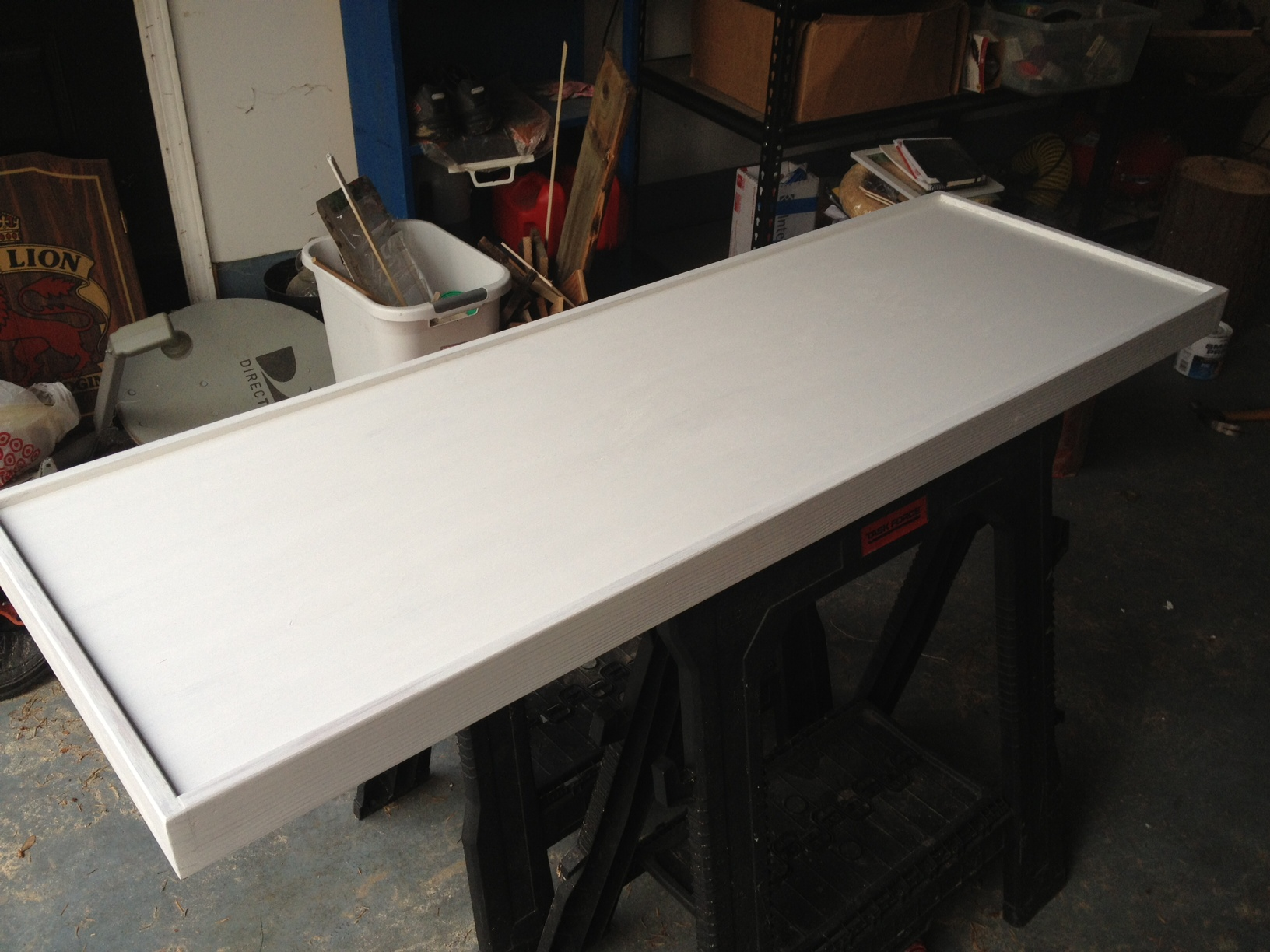 DIY Coffee Table Play Top – Better Remade