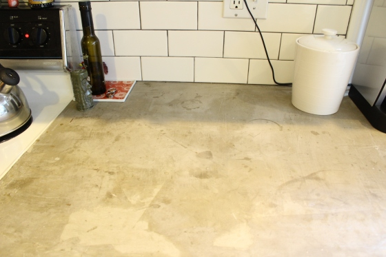 Better Remade concrete counter update