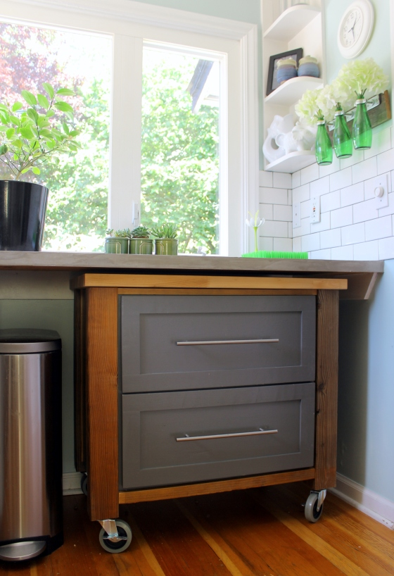 Better Remake I Kitchen Cart