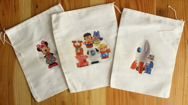 Better Remade I Toy Bags