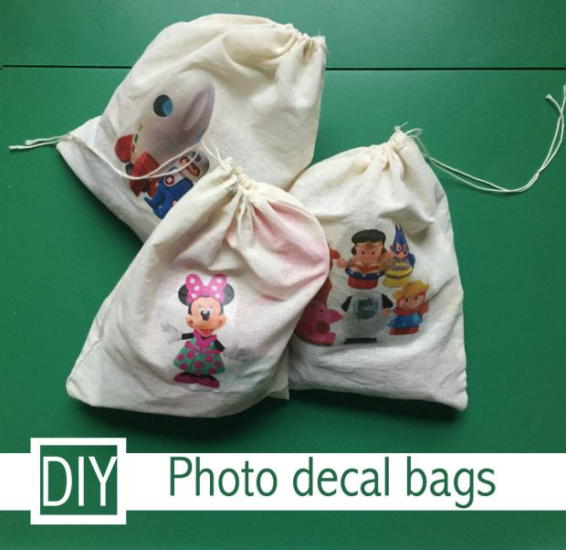 Better Remade I Photo Decal Bags